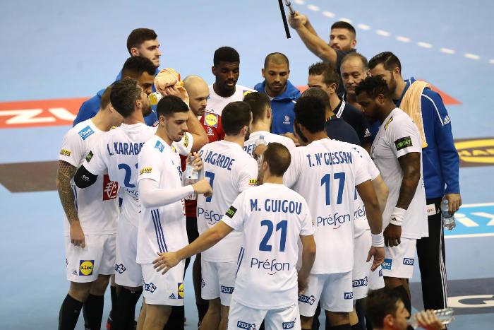 Handball WM 2019: Frankreich vs. Brasilien - Copyright: FFHandball / S. Pillaud