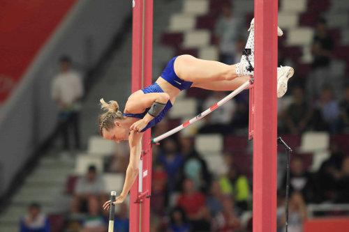Leichtathletik WM 2019 - Anzelikha Sidorova - Foto: © Getty Images for IAAF