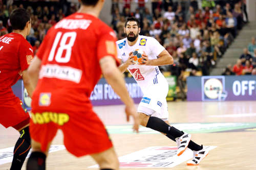 Nikola Karabatic - Dänemark vs. Frankreich - Handball Golden League 2019 - Foto: FFHandball / S.Pillaud