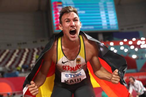 Leichtathletik WM 2019 - Niklas Kaul - Foto: © Getty Images for IAAF
