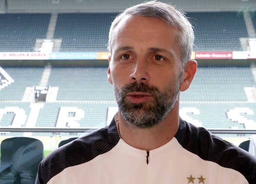 Marco Rose - Borussia Mönchengladbach - Copyright: Sport1